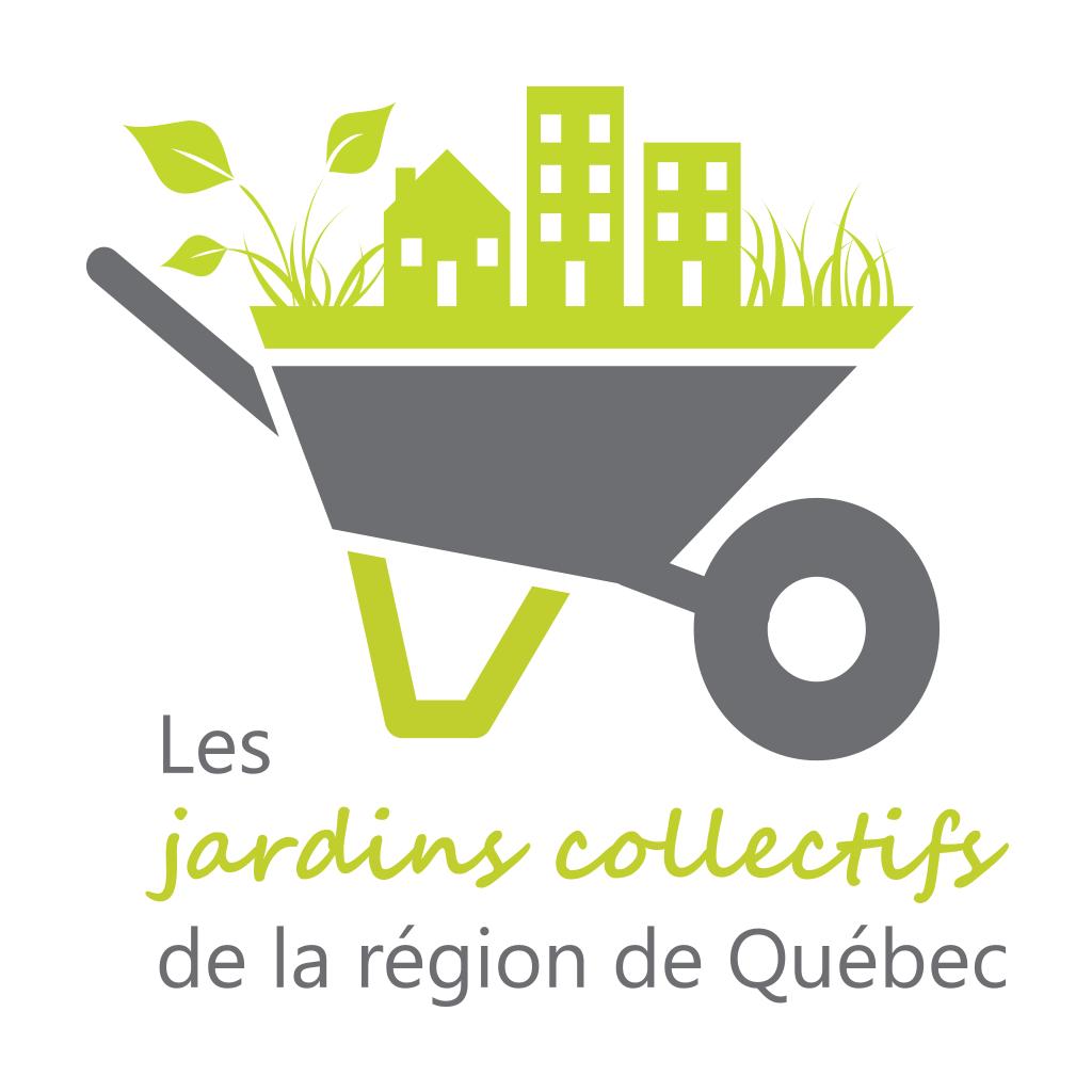 Logo Les jardins collectifs Québec
