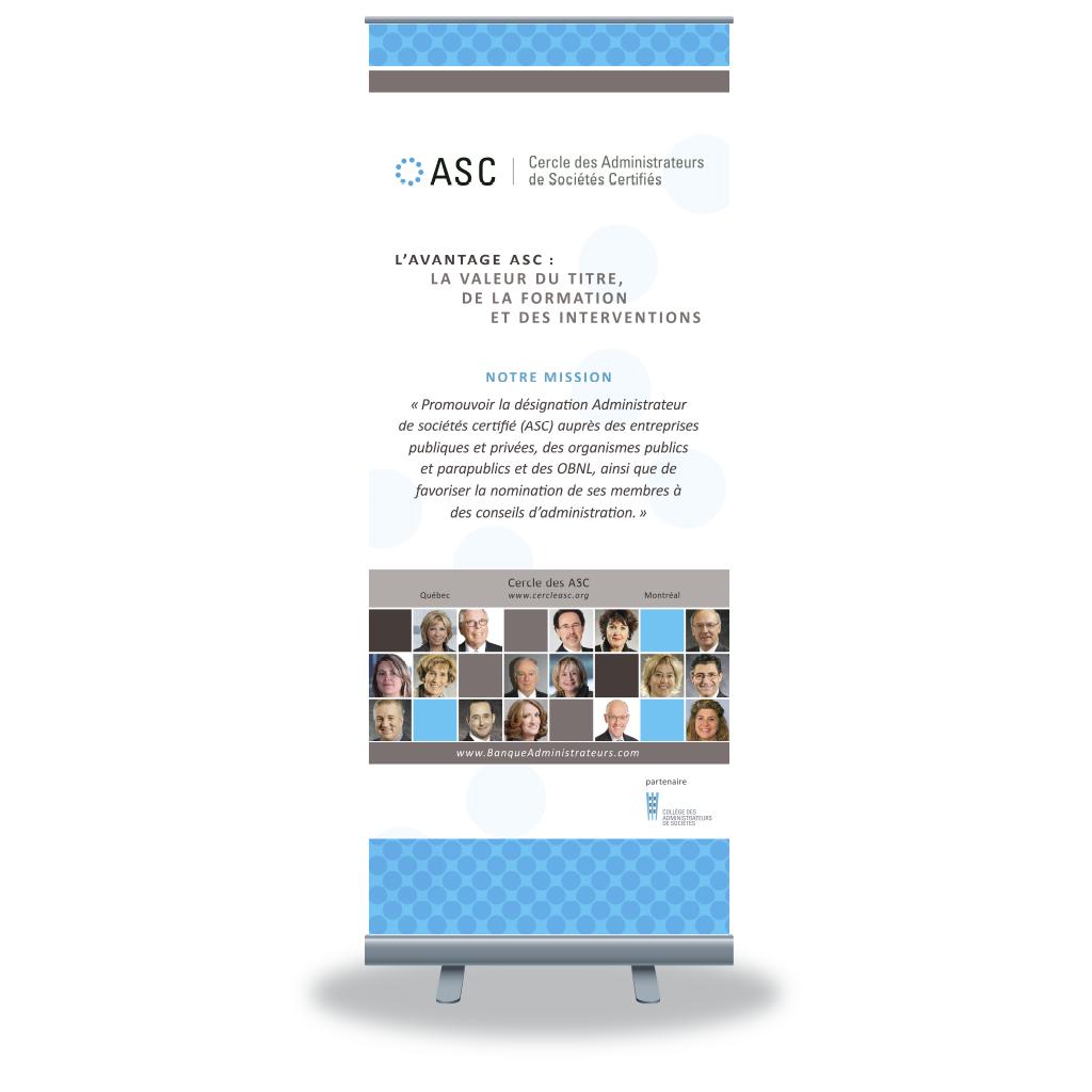 ASC Bannière