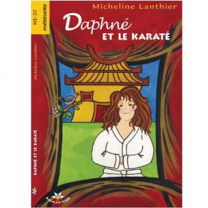 Couverture Daphné et le karaté roman